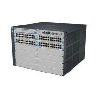 HP J9448A  HP E5412-92G-PoE+4SFP zl SWITCH