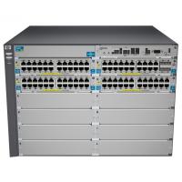 HP J9540A  HP E5412-92G-PoE+4G-SFP v2 zl SWITCH