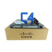 CISCO CISCO2811-CCME/K9 Router with Voice Bundle - 4 x Expansion Slot, 1 x NME - 2 x 10/100Base-TX LAN, 2 x USB