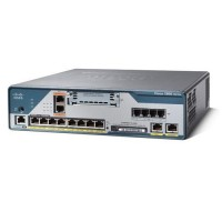Cisco C1861-SRST-F/K9 Router 8-Users SRST OR CME,4FXS,4FX