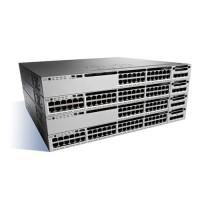 Cisco WS-C3850-24P-E Cisco 24Pt POE+ GE, IP Service, 715W PS