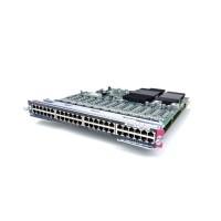 Cisco WS-X6148A-GE-45AF Cat6500 48-port Poe 802.3af & Epoe 10/100/1000 W/jumbo Frame