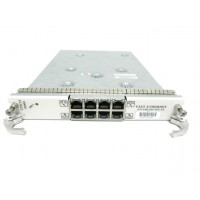 Cisco ESR-HH-8FE-TX  8-port Fast Ethernet half-slot Line Card - 8 x Fast Ethernet
