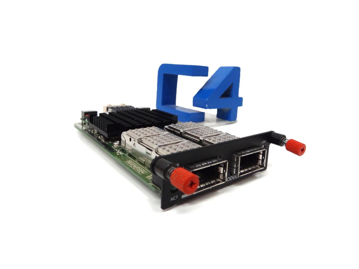 Dell Force10 MCL 40Gb QSFP Module 5KFVW