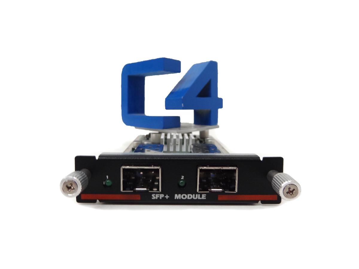 Dell PowerConnect J3PC9 Dual Port SFP+ Module