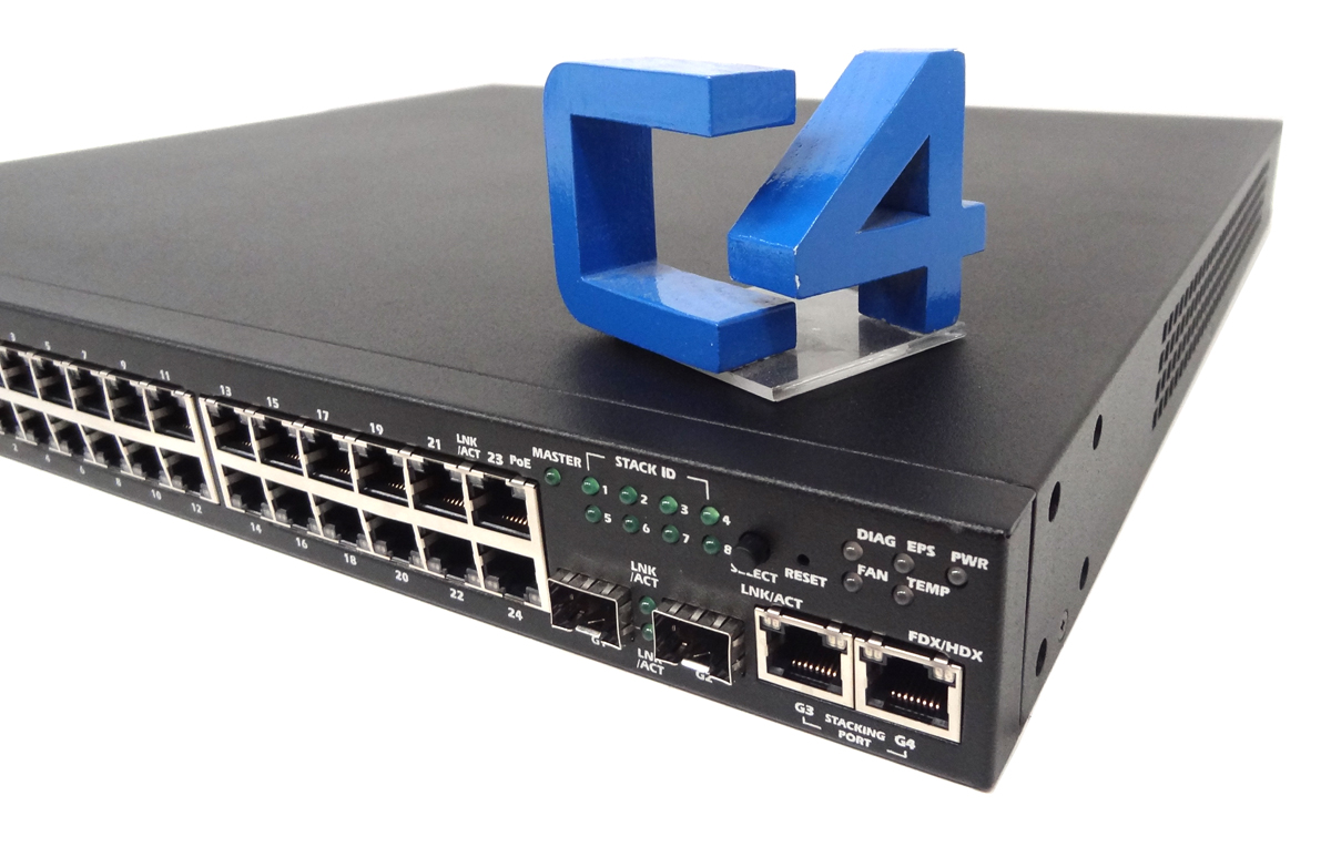 Dell PowerConnect 3524P Switch
