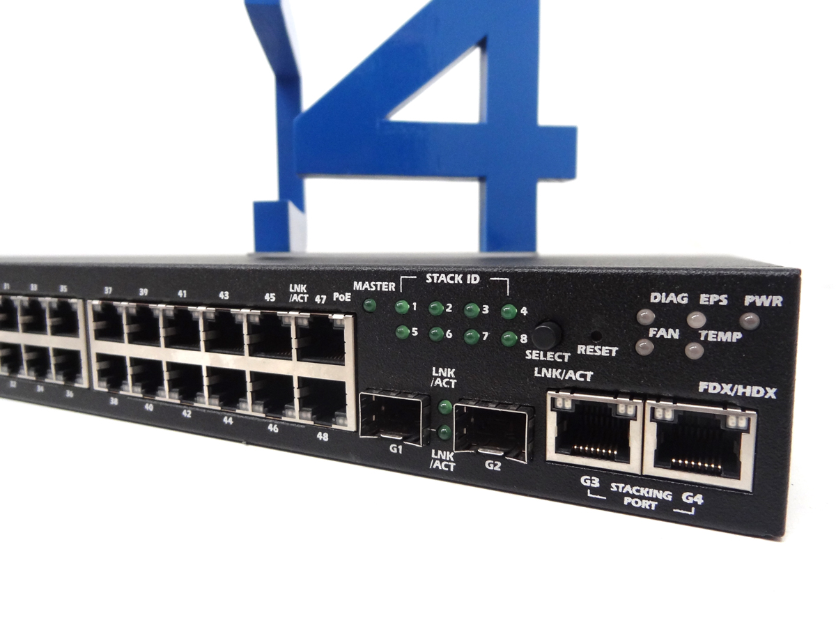 Dell PowerConnect 3548P Switch