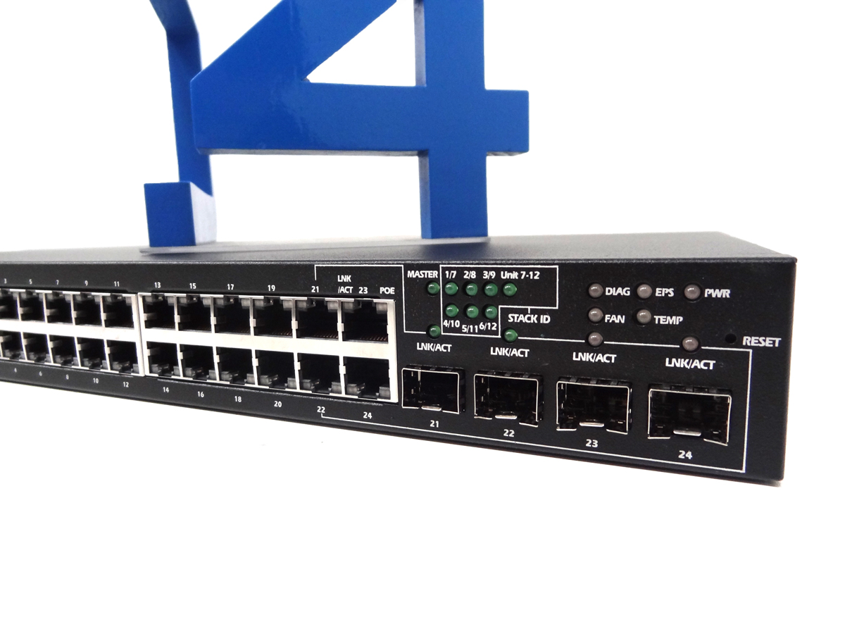 Dell PowerConnect 6224P Switch