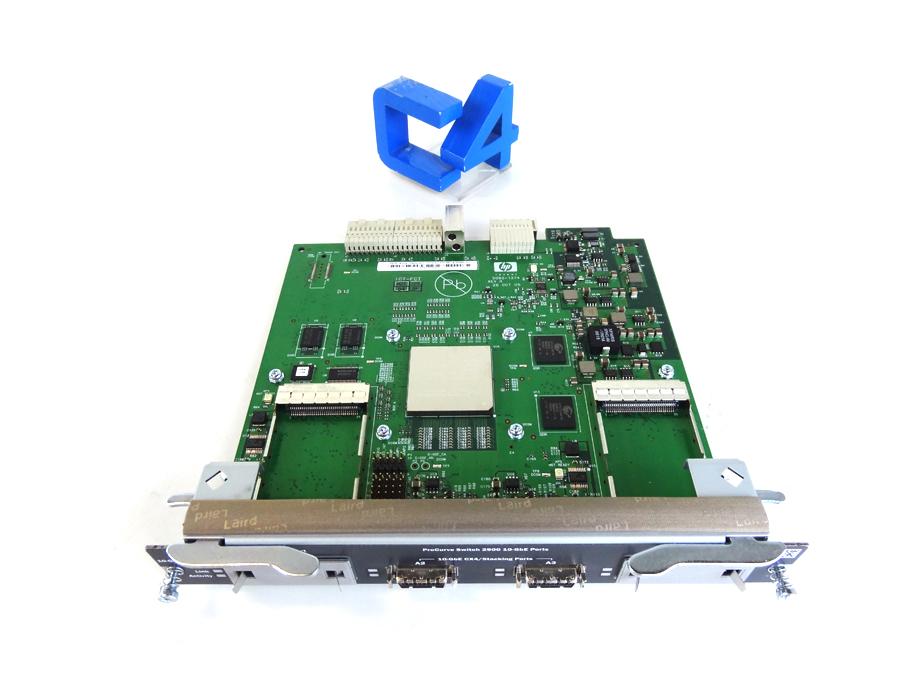 HP J9049-69003 ProCurve Switch 2900 10-GbE Module for J9049A /& J9050A 5070-4320