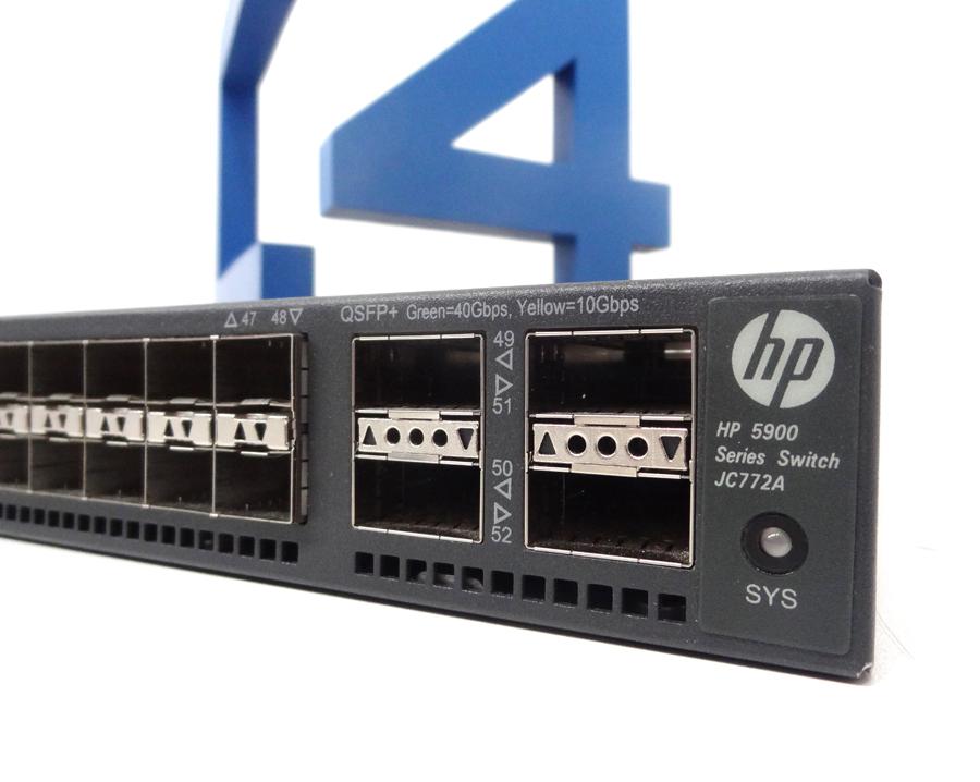 Hp 5900af 48xg 4qsfp switch manual